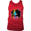 BERNESE MOUNTAIN DOG Men's Tank, All Sizes & Colors