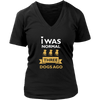 "35% OFF! ""I was Normal 3 Dogs Ago"" V-Neck"