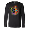 BOSTON TERRIER Long Sleeve, All Sizes & Colors