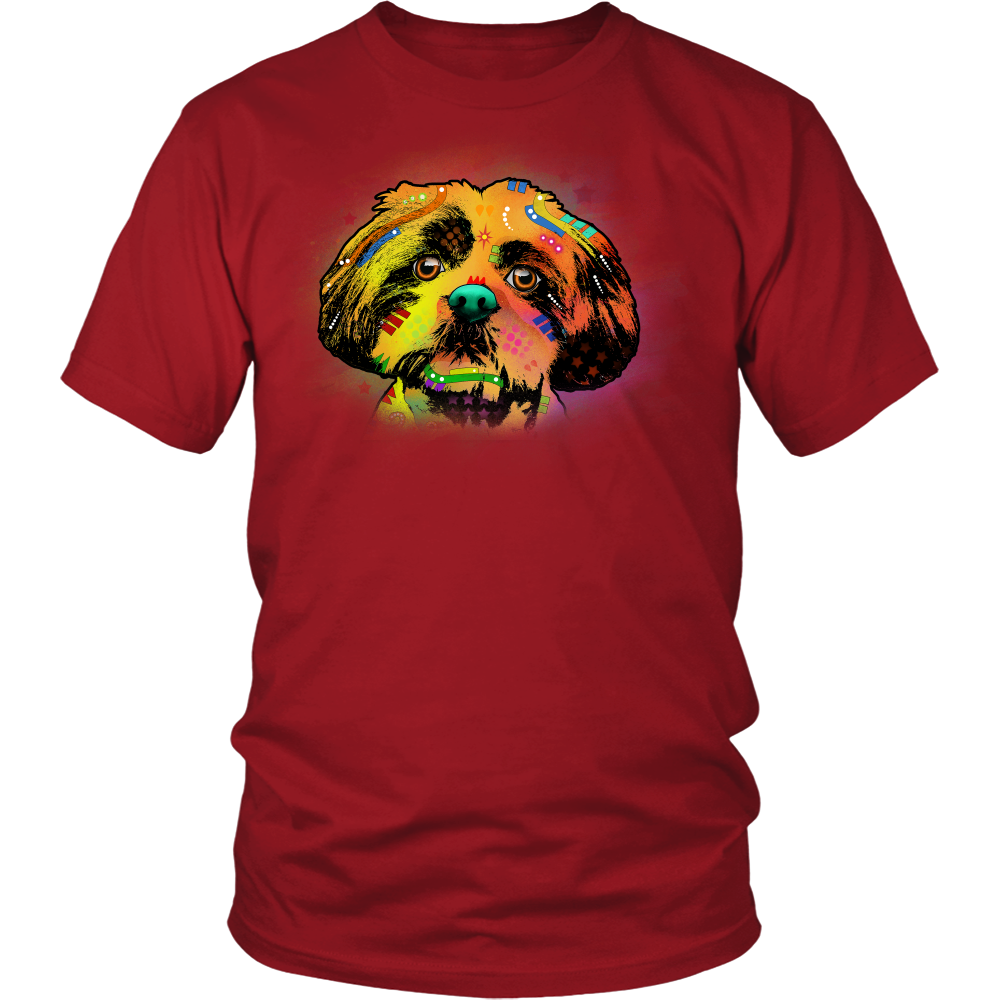 SHIHTZU 4.3oz Tee, All sizes & Colors