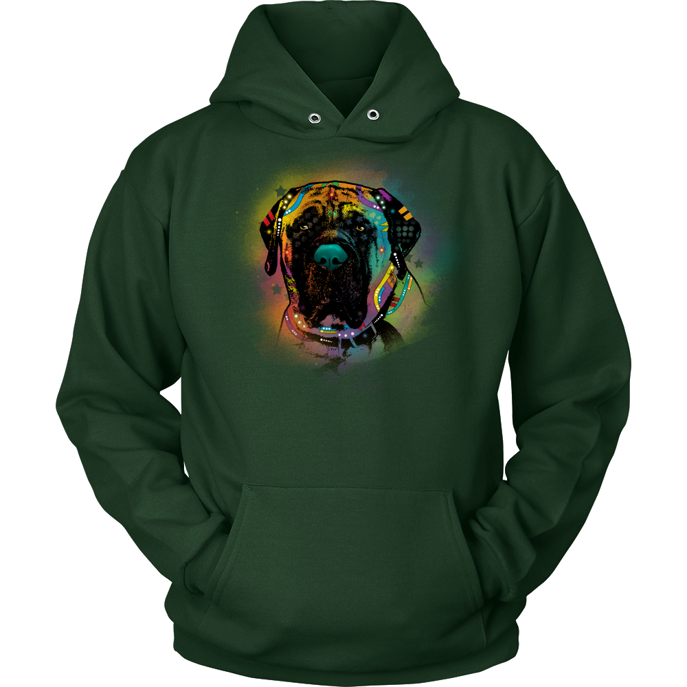 ENGLISH MASTIFF Hoodie, All Sizes & Colors