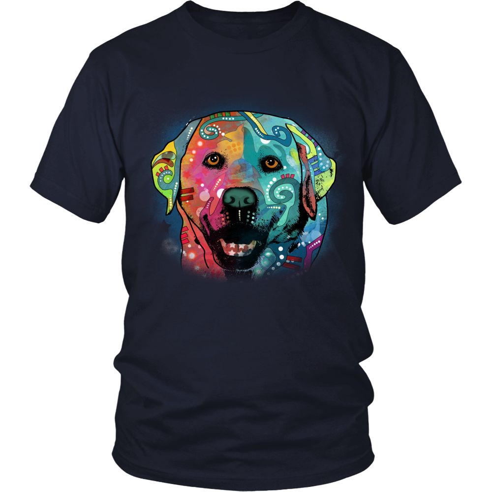 LABRADOR 5.3 oz Winter T-Shirt, All Colors & Sizes