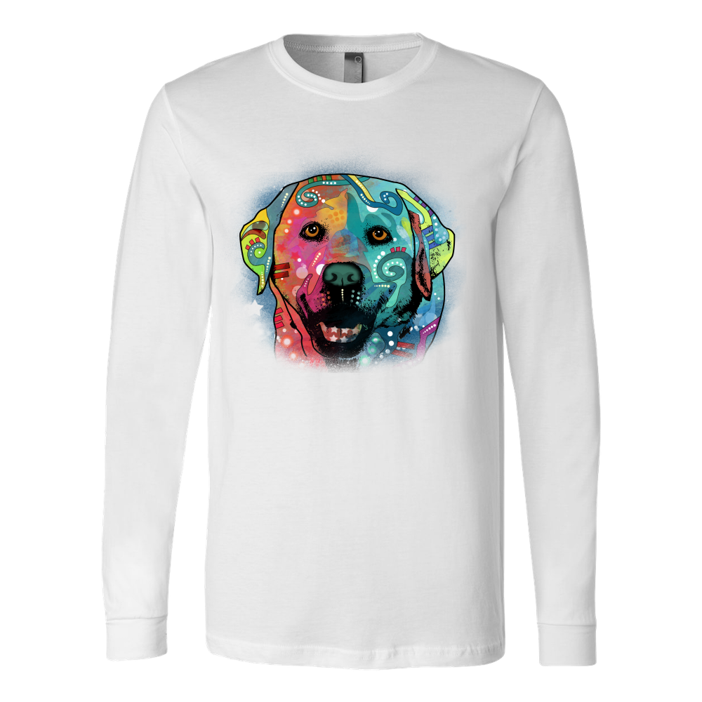 LABRADOR  Long Sleeve Shirt, All Colors & Sizes