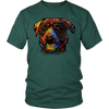 CHOCOLATE LABRADOR 5.3 oz Winter T-Shirt, All Colors & Sizes