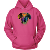DACHSHUND Hoodie, All Sizes & Colors