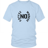 No Coffee, No Workee Black- Unisex Tee