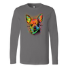 CHIHUAHUA Long Sleeve Shirt, all Colors & Sizes