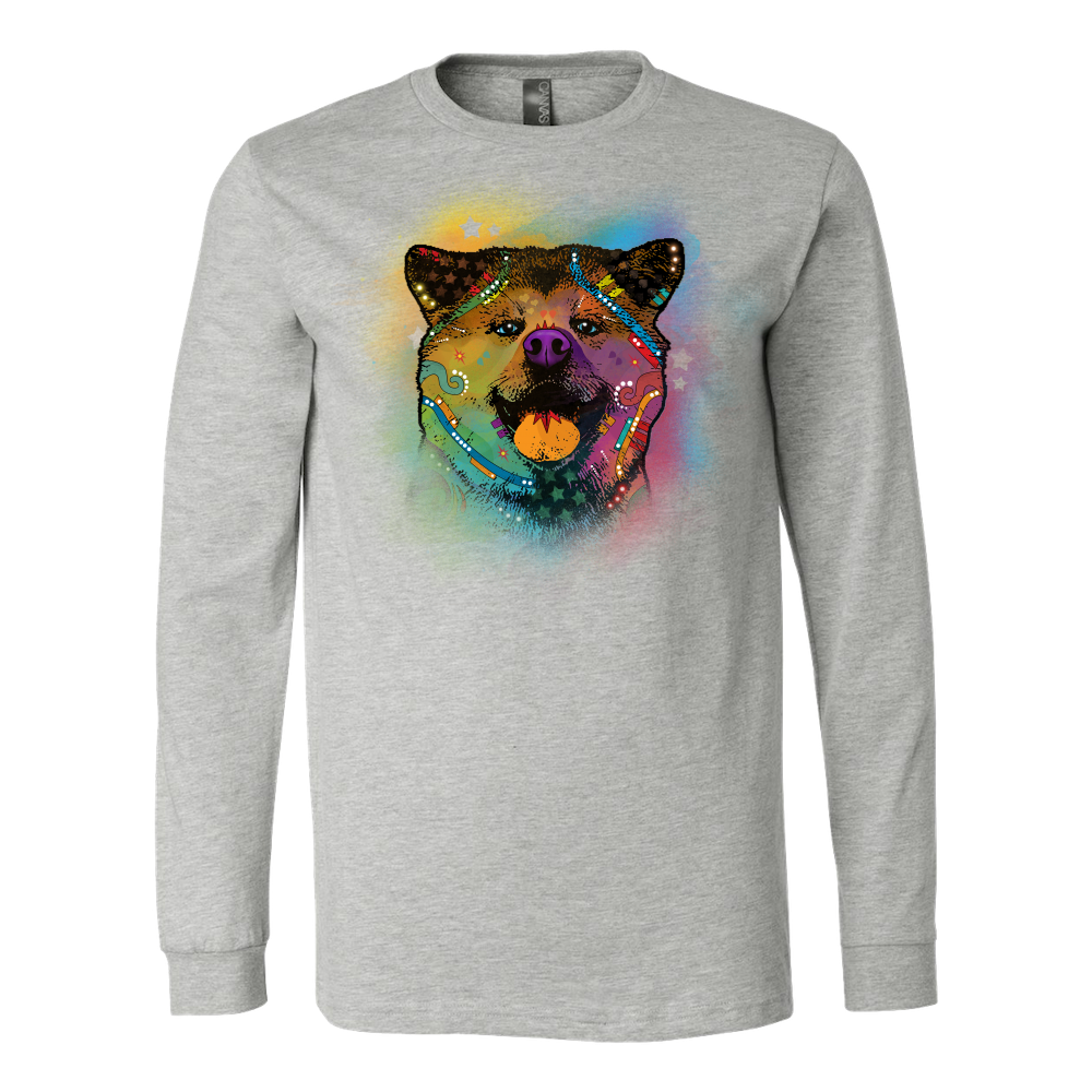 AKITA Long Sleeve Shirt, All Colors & Sizes