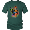 BOSTON TERRIER 4.3 oz Tee, All Colors & Sizes