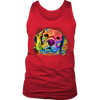 BEAGLE Men's Tank, All Sizes & Colors
