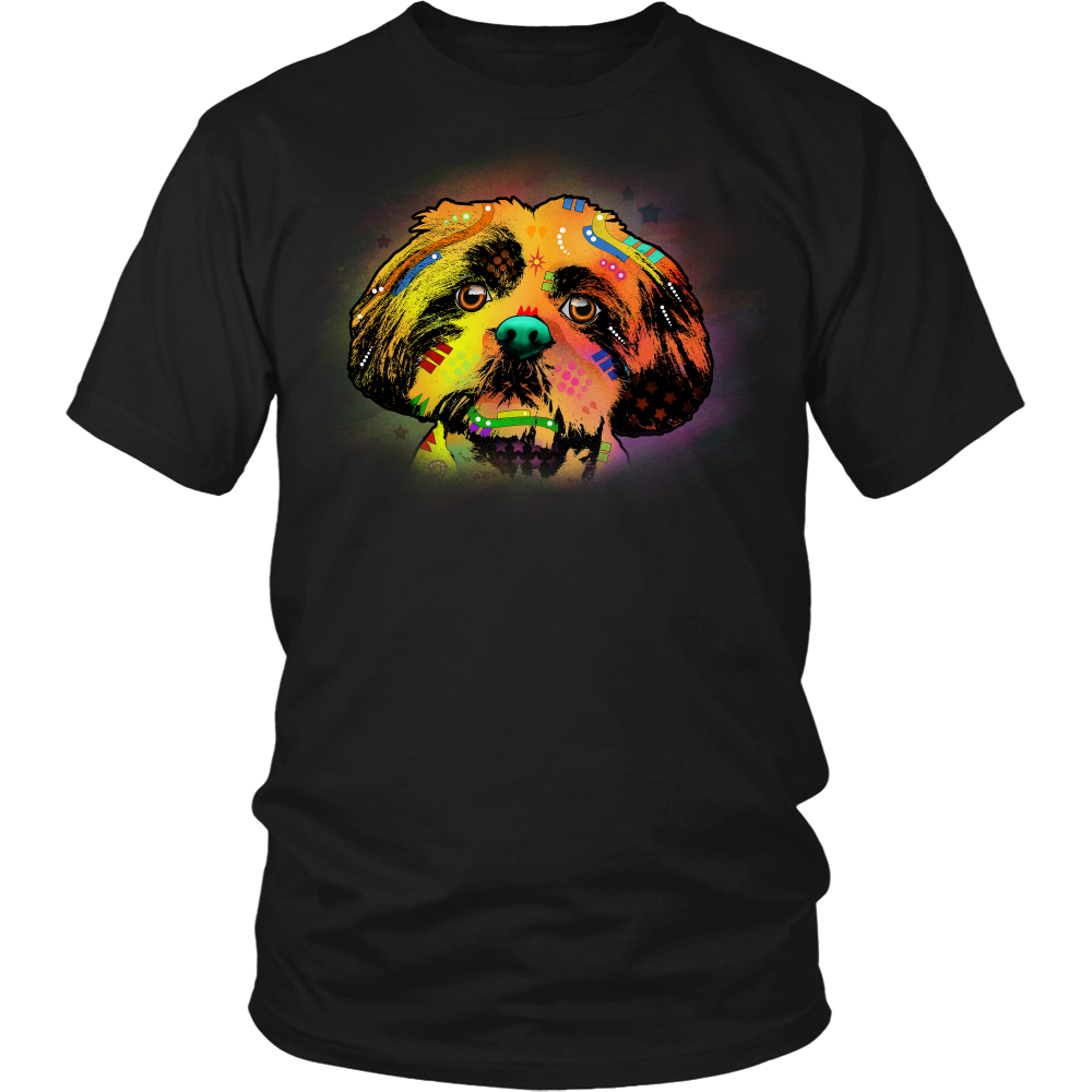 SHIHTZU 5.3 oz Winter T-Shirt, All Colors & Sizes