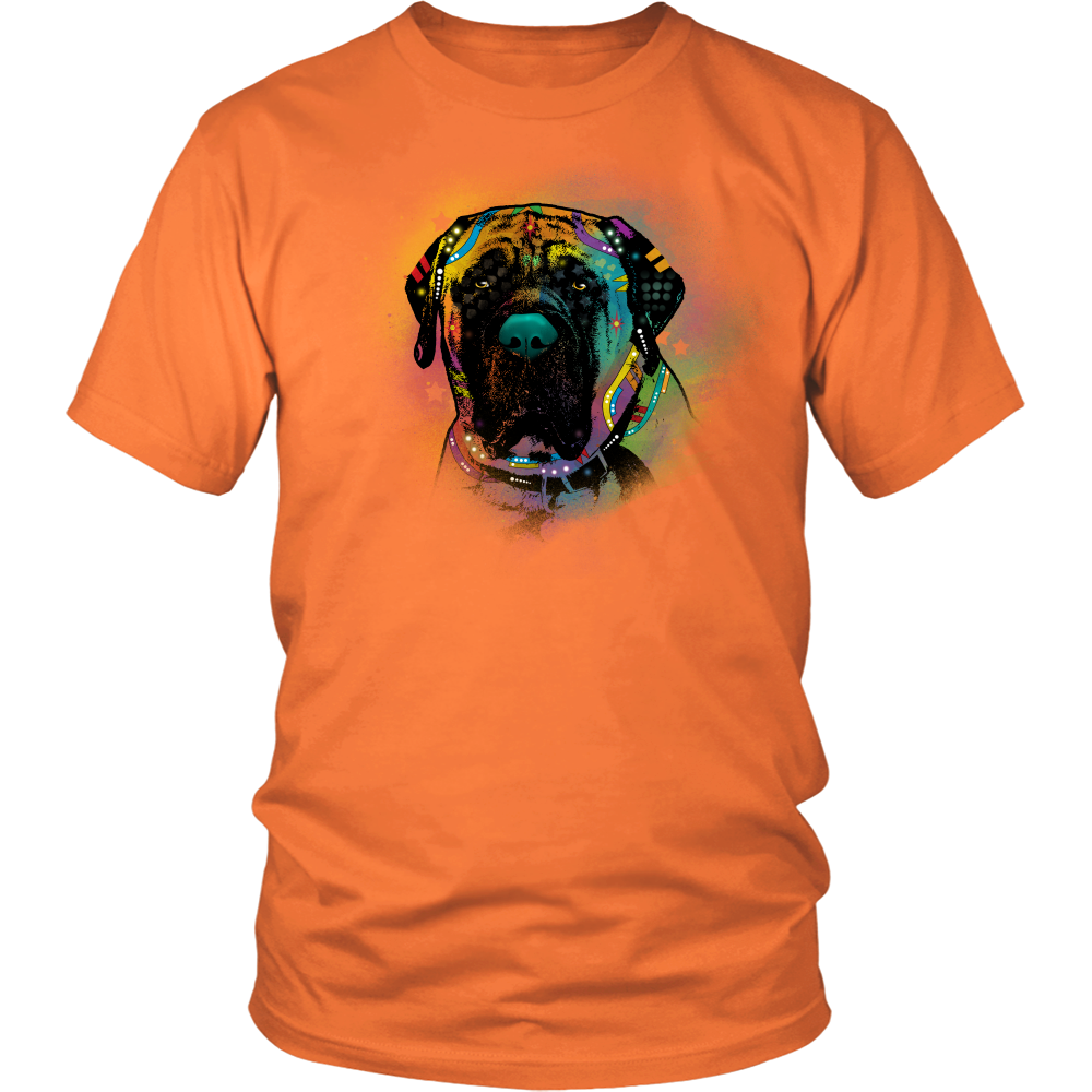 ENGLISH MASTIFF 4.3 oz T-Shirt, All Sizes & Colors