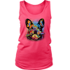 FRENCH BULLDOG Woman's Tank, All Sizes & Colors