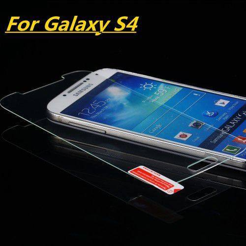 Screen Protector - Tempered Glass Screen Protector For IPhone 4 4s 5 5s And Samsung S3 S4 S5 Note 3