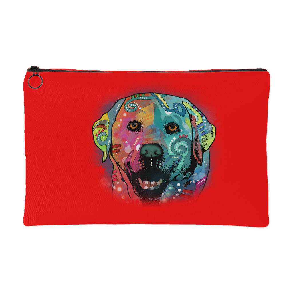 LABRADOR  Accessory Pouch,Red