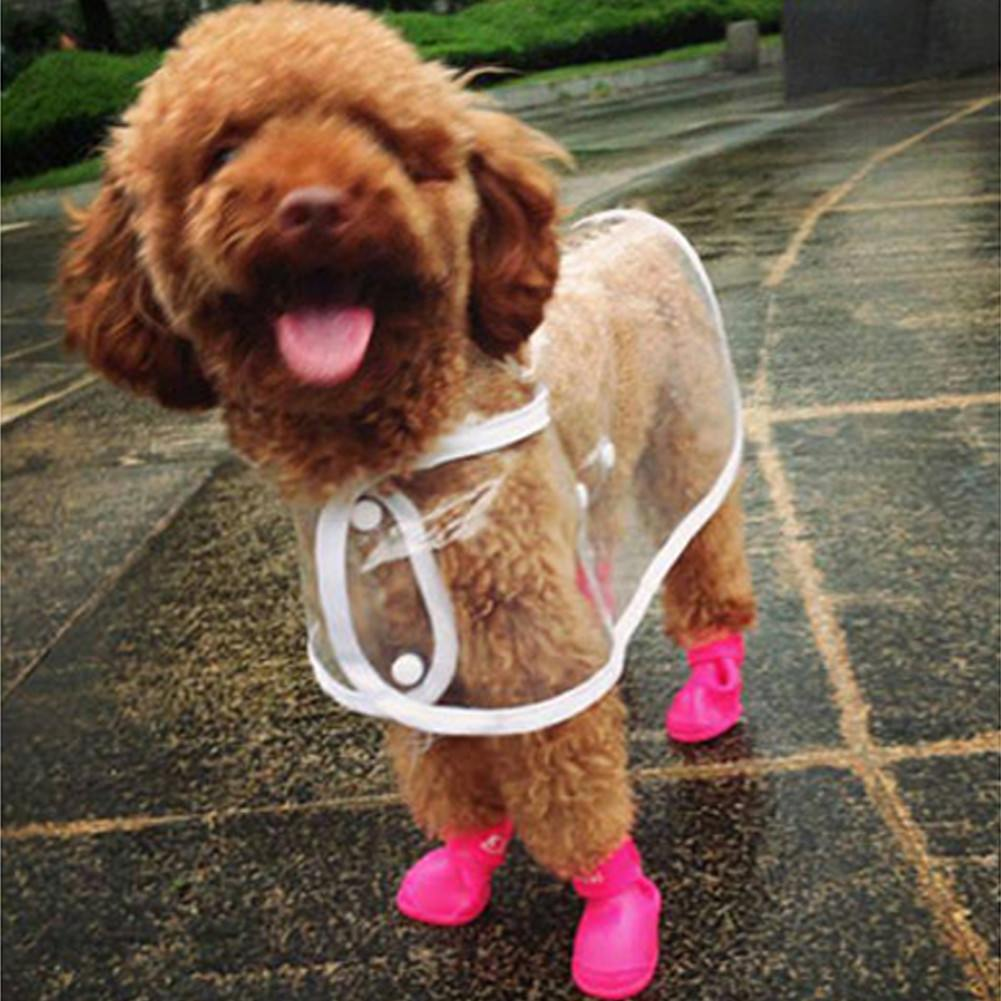 Travel Dog - Pet Raincoat