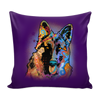 GERMAN SHEPHERD Pillow Cover, Multi-Colors