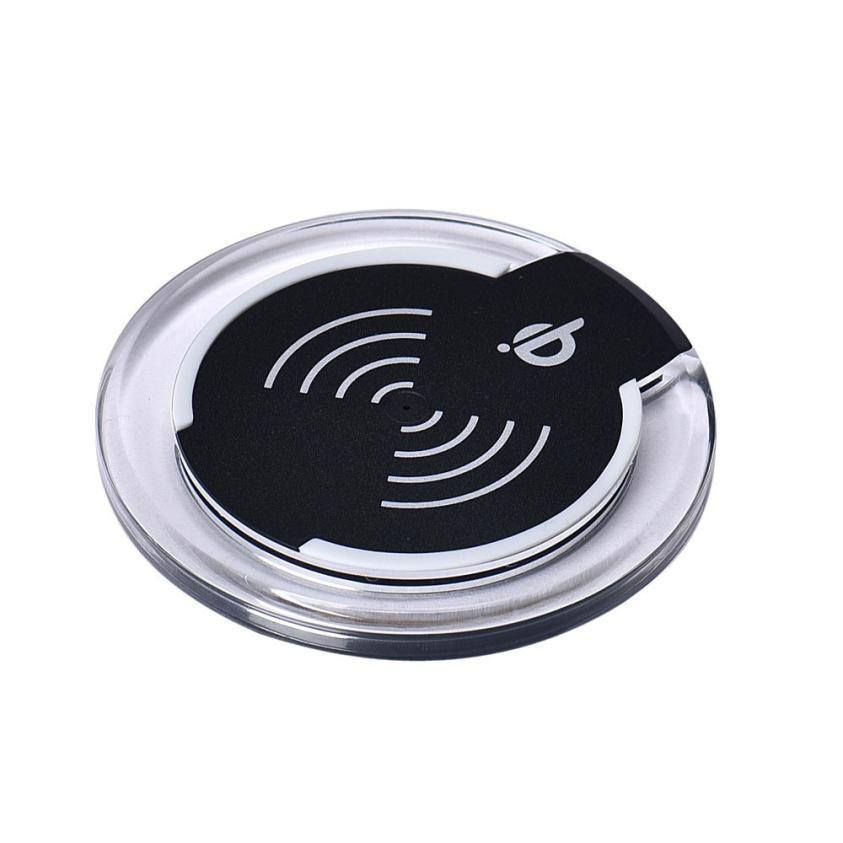 Qi Wireless Charger with Charging Pad + Receiver Sticker Support NFC for LG  V10 in 4 Colors