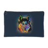 HUSKY Accessory Pouch, Navy Blue
