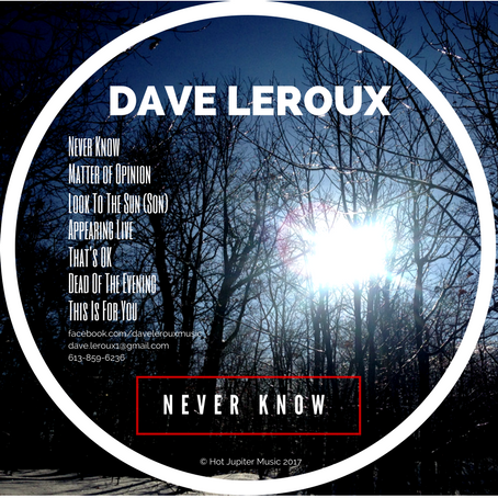 Never Know by Dave Leroux