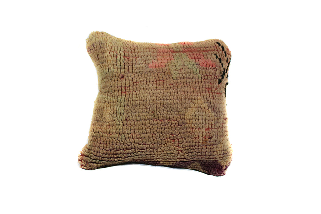 Boujaad Rug Pillow