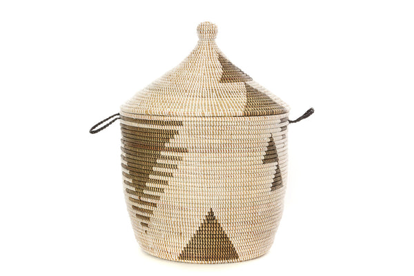 Tribal Senegal Basket