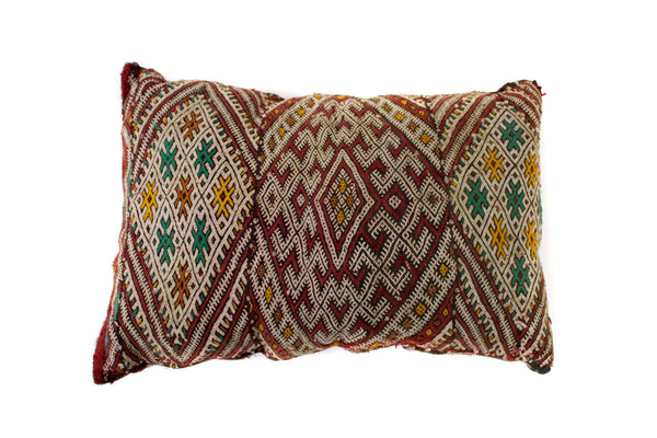 Muted Berber Pillow