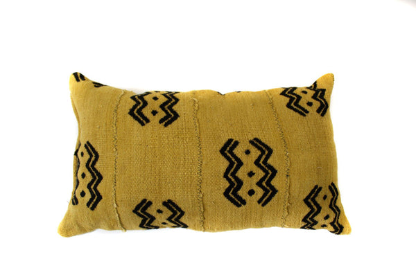 Gold Mud Cloth (12 x 20) - ON SALE
