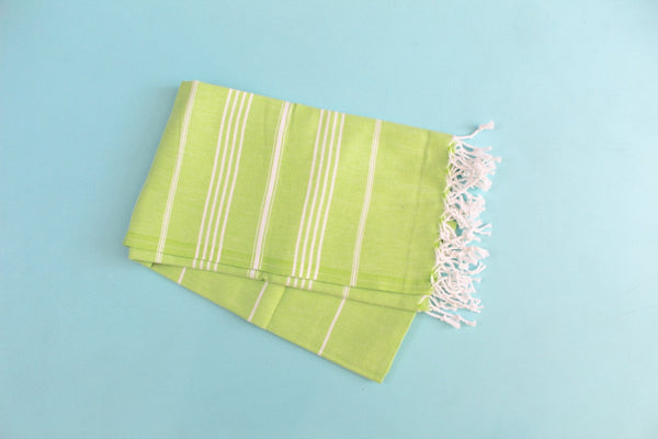 Lime Turkish Towel
