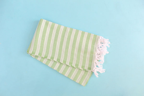 Palace Green Turkish Towel