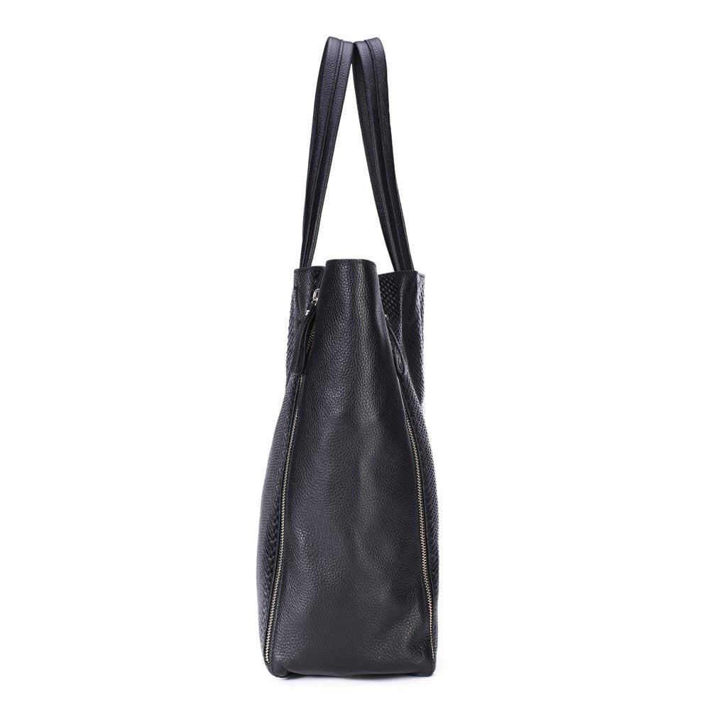 Tess Genuine Leather Adele Tote