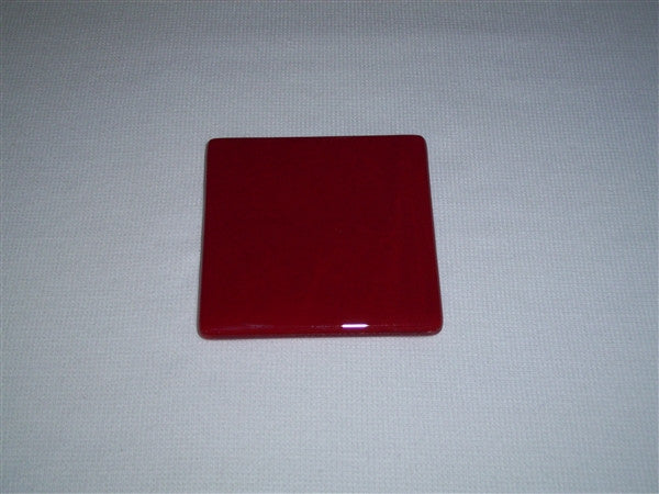 Coasters - Delight - Red Opal