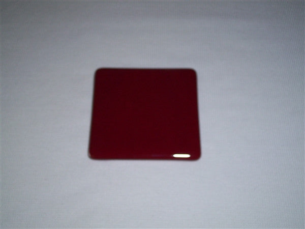 Coasters - Delight - Deep Red
