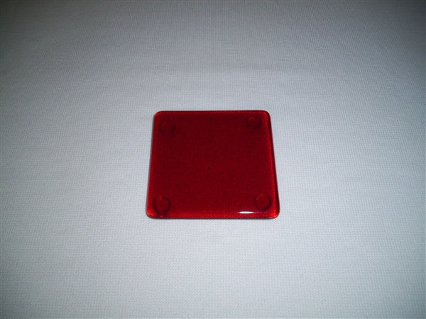 Coasters - Delight - Red