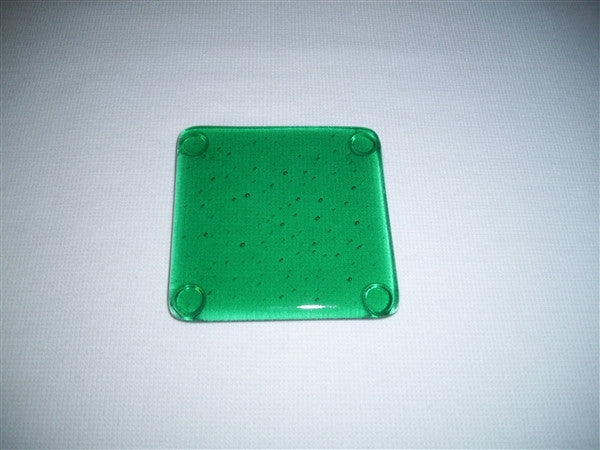 Coasters - Delight - Emerald