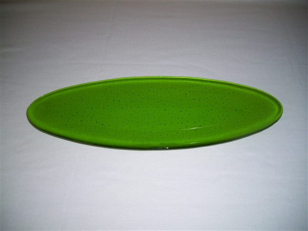 Long Oval Dish - Delight - Spring