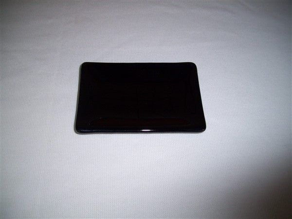 Mini Rectangular Dish  - Delight - Black