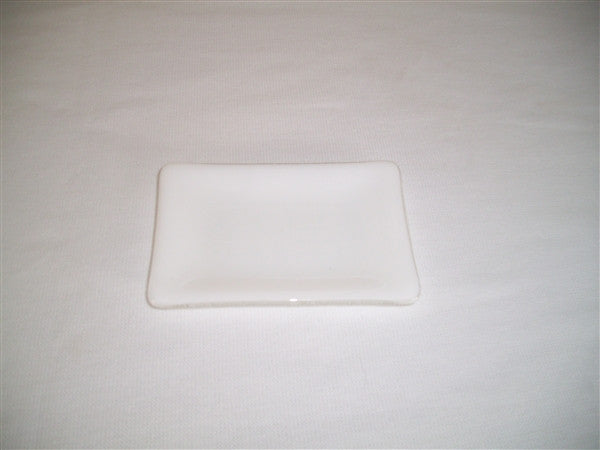 Mini Rectangular Dish  - Delight - Snow