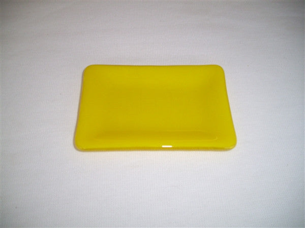 Mini Rectangular Dish  - Delight - Sunflower