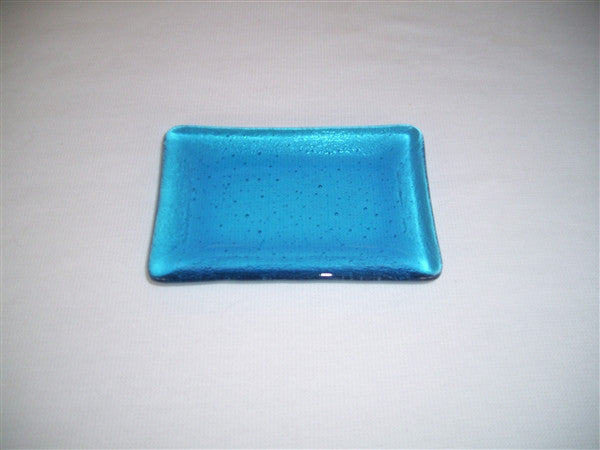 Mini Rectangular Dish  - Delight - Turquoise