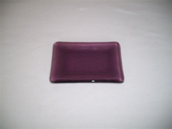 Mini Rectangular Dish  - Delight - Light Violet