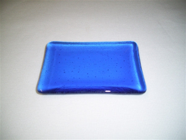 Mini Rectangular Dish  - Delight - True Blue