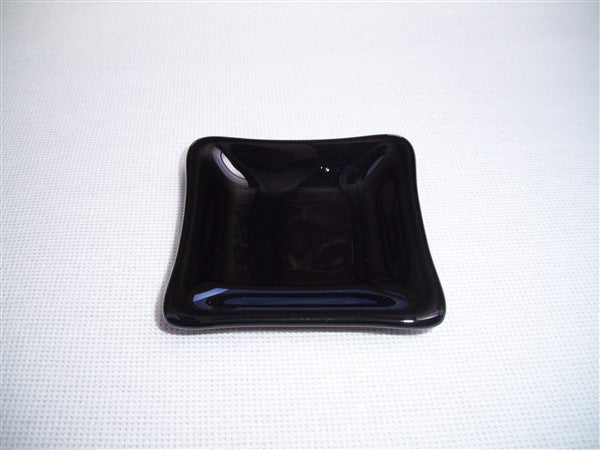 Mini Square Dish  - Delight - Black