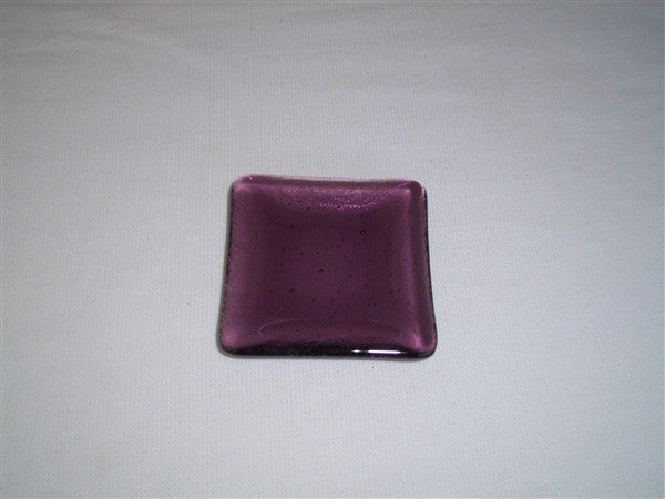Mini Square Dish  - Delight - Light Violet