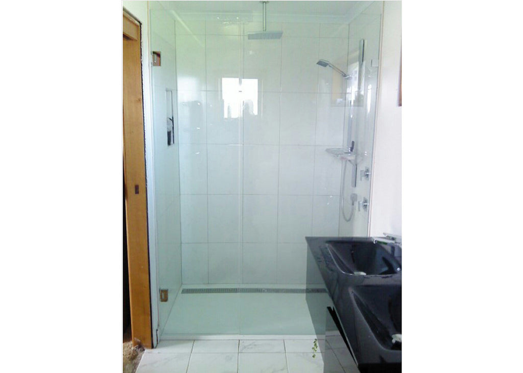 #2 Showerscreens Frameless Patch Fittings