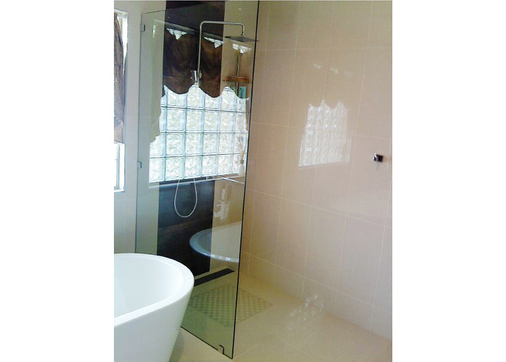 #3 Showerscreens Frameless Patch Fittings