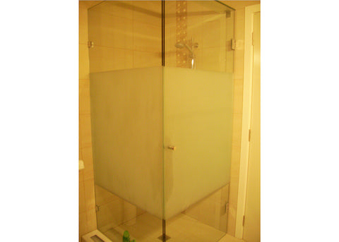 #4 Showerscreens Frameless Patch Fittings