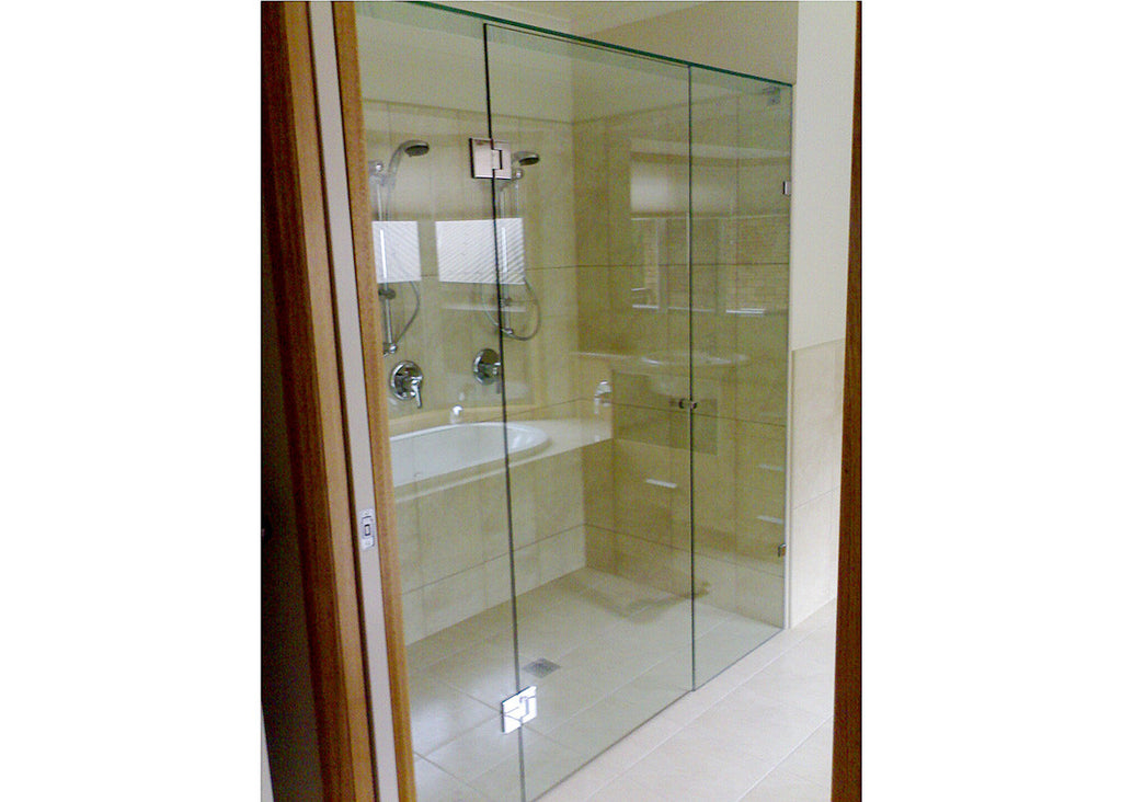 #6 Showerscreens Frameless Patch Fittings