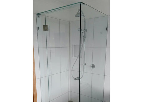 #7 Showerscreens Frameless Patch Fittings