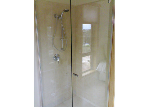 #1 Showerscreens Semi Frameless